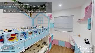 Centum Wealth Complex 3 Phòng Ngủ  2A Phan Chu Trinh, P  Hiệp Phú, Quận 9, TP HCM