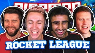 THE SIDEMEN PLAY ROCKET LEAGUE