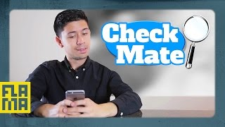 The CheckMate App: Protection from Online Dating Catfish