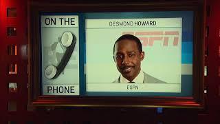 ESPN's Desmond Howard talks Michigan, Burrow, Herbert, & More w/ Rich Eisen   Full Interview