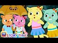 Kittens and Fake Rain Prank | Cutians Cartoon Comedy Show For Kids | ChuChu TV Funny Prank Videos