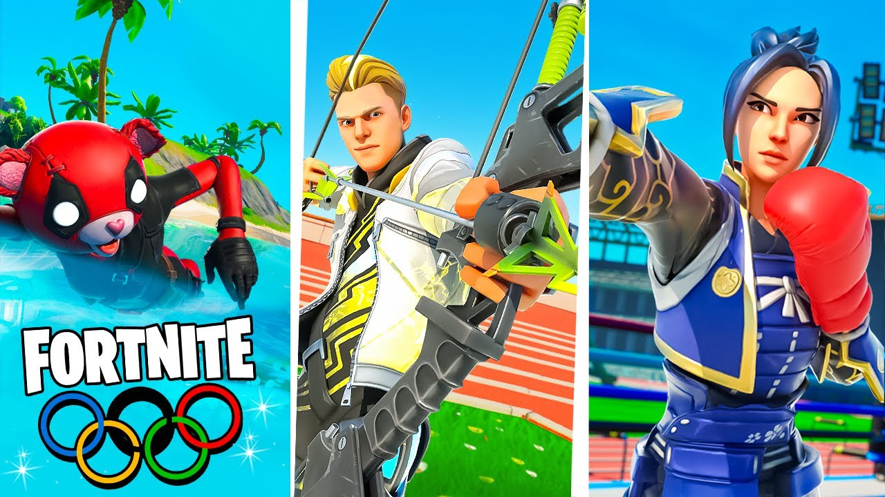 Download Welcome to the Fortnite OLYMPICS!