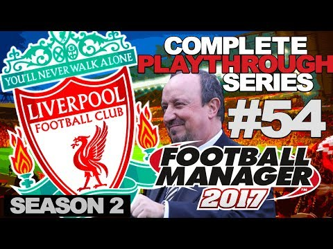 FOOTBALL MANAGER 2017 | LIVERPOOL | #54 | NEWCASTLE