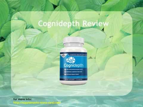 Cognidepth Review – All you need to know about this new Nootropic Supplement
