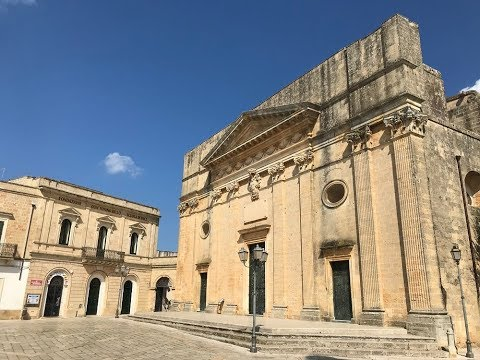 Alessano (Lecce)  - Borghi d'Italia (Tv2000)
