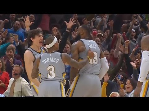 Isaiah Thomas Final Moment with Cleveland Cavaliers Before Being Traded to Lakers!