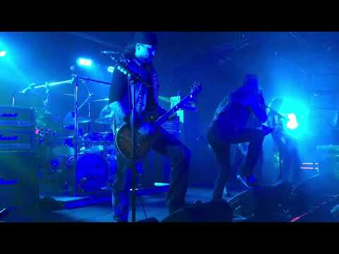 Iced Earth Live Charlotte NC 2018 - Raven Wing