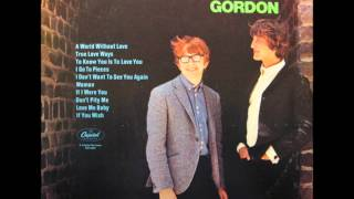 "Peter and Gordon  ""Nobody I Know"""