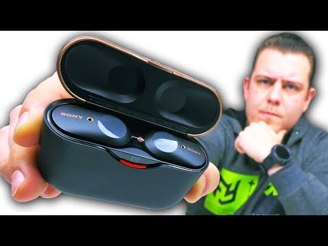 Эти Наушники Делают то, Что Apple Даже Не Снилось!!! Sony WF-1000XM3