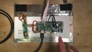 Maker Project Reusing Laptop Screen with Raspberry Pi