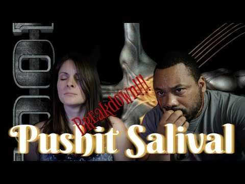 Tool Pushit Salival Live Reaction!!!