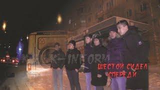 """Задержание молодчиков с """"Погребка"""" в Сургуте"""