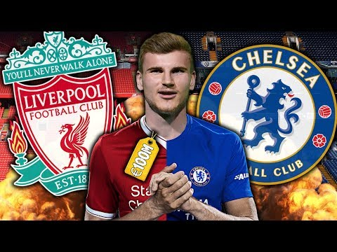REVEALED: Timo Werner Close To Premier League Transfer! | Euro Round-Up