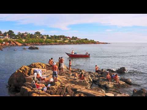 Piriápolis beach - Uruguay