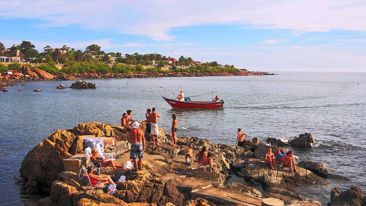 Piriápolis Beach Uruguay