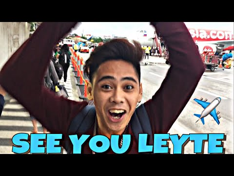 Day 1: SEE YOU LEYTE! (Larga Ticketing Express)