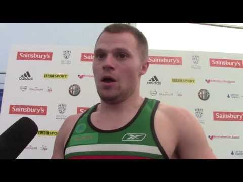 Andy Robertson - Sainsburys UK Championships | Eightlane.org