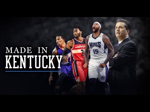 The Rise of John Calipari's NBA Empire at the University of Kentucky