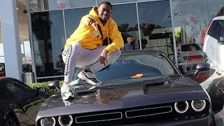 REVEALING MY DREAM CAR! ( THANK YOU YOUTUBE)