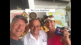 No trip to Curacao is complete without eating at Jaanchies. Surroun...