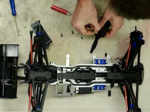 NEW Traxxas Platinum Revo 3 3 Tear Down For Future Parts To Sell
