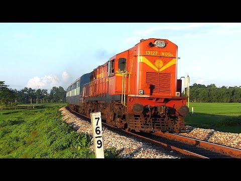 ALCo Locomotives of Indian Railway | 35 Diesel Loco Sheds.