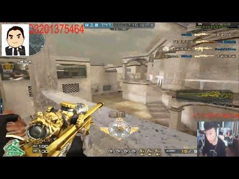 Vici Gaming Team Training - VG4mE AWM VIP Mexico TD (TOP Sniper CrossFire China)