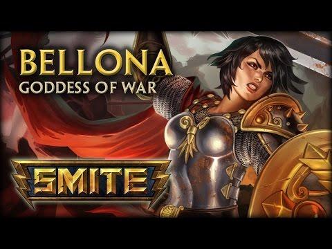 видео: Гайд на Беллону/bellona | smite