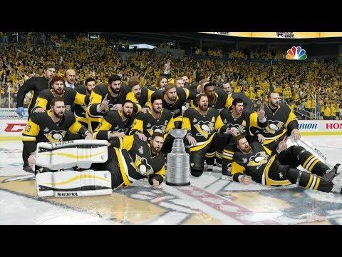 NHL 18 - Pittsburgh Penguins Stanley Cup Celebration