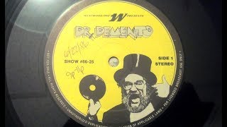 Dr. Demento Show #86-25 - Week of June 16, 1986 - Unreleased Tapes Special