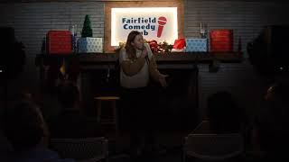 Claire Alexander Fairfield Comedy Club