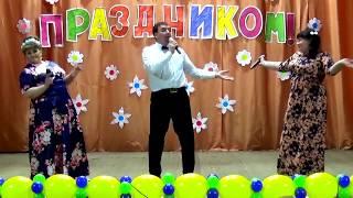 """""""Роза белая,роза алая""""- М.Толстикова,А.Сироткин,К.Шипичук"""