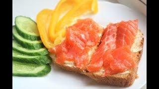 Как засолить красную рыбу //Простой и быстрый рецепт//Солим семгу,форель в домашних условиях