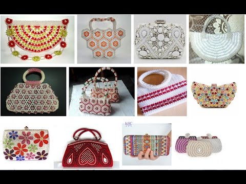 How To Hand Made Ladies Bags 2016