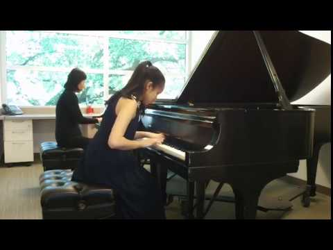 Jasmine Liew - Concerto Audition - Mozart Concerto in D Minor