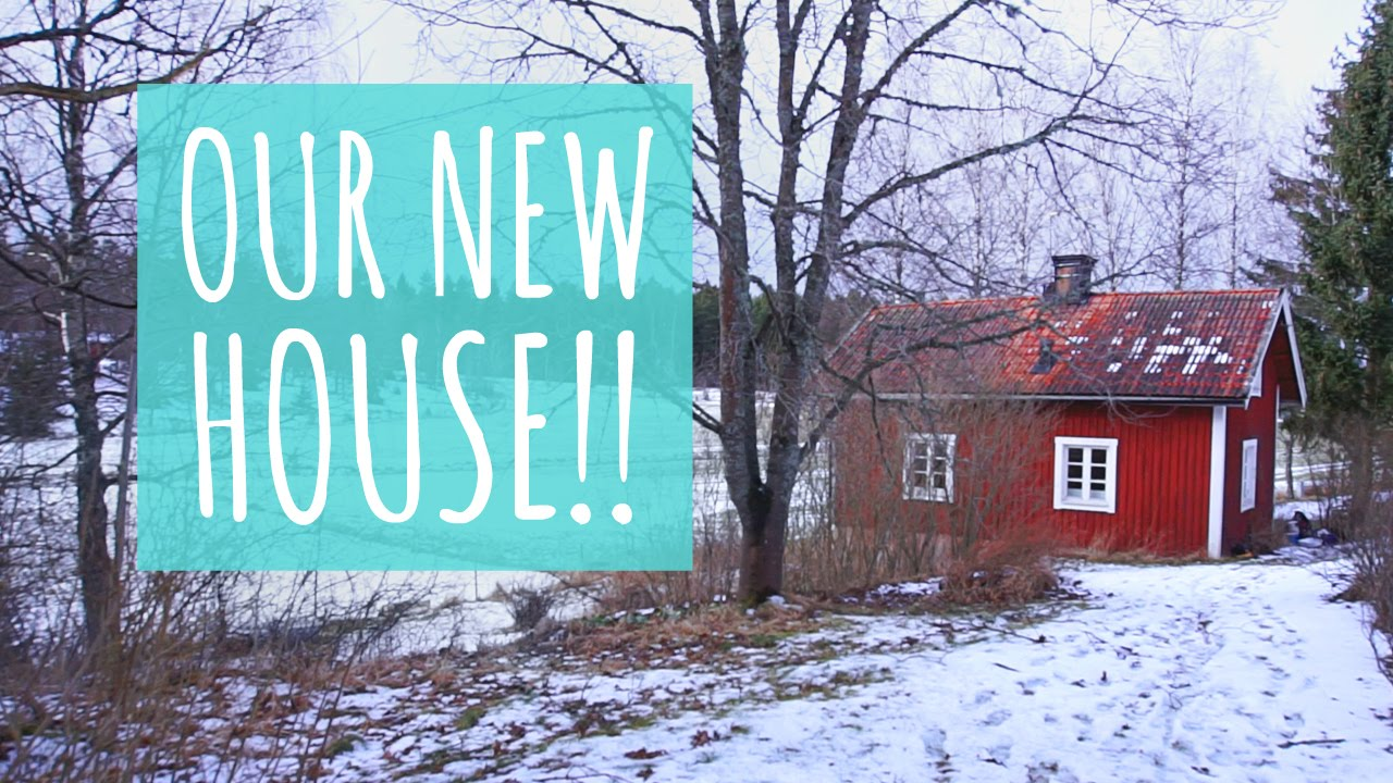 New House Tour!! || Traditional Swedish Cottage   YouTube