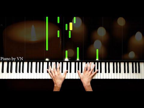 Duygusal Hüzünlü Piyano Müziği - by VN