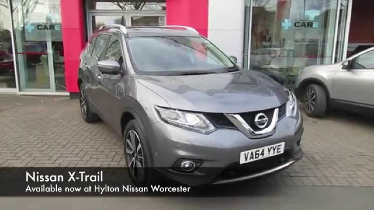 2015 nissan x trail dci 130 tekna 4wd 5 seat va64 yye at. Black Bedroom Furniture Sets. Home Design Ideas