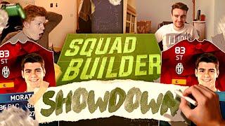 squad builder showdown with imotm morata fifa 16 ultimate team