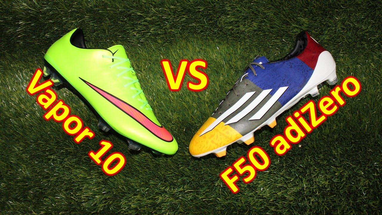 adidas f50 adizero 2014 vs 2015