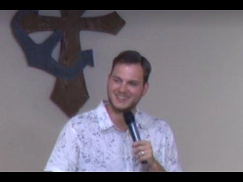 6/18/17 Joseph Larson, 1 Corth. 2:9-11 John 16:7 Sunday Night Service 6pm Anchor to the Cross