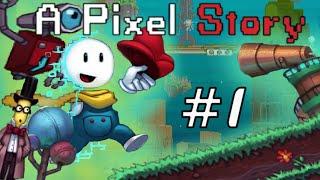 История одного Пикселя #1 Добро пожаловать в Систему (A Pixel Story)