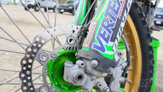 Jeff Loop - A Too Tall Tale - Motocross Documentary 2011