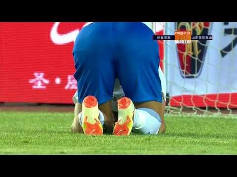 Changchun Yatai 1-2 Shandong Luneng
