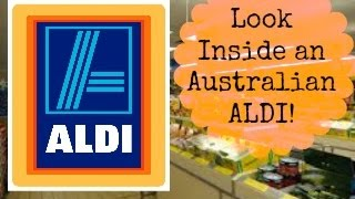 Aldi Grocery Shopping - Have a look inside an Aldi in Australia!