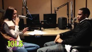La Talks Food Porn with Trey Songz