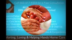 Comforting, Loving & Helping Hands Health Care