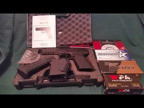 CZ P09 9mm Pistol - Personal Thoughts