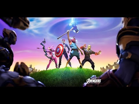 "🔥""NEW"" Fortnite X Avenger Update! (AVENGER ENDGAME LTM) Fortnite Battle Royale Live!"