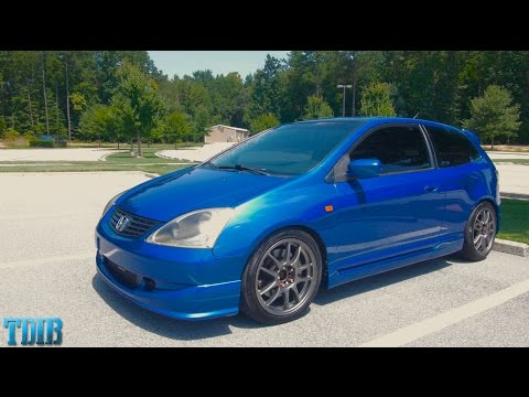 Turbo Honda EP3 Review!-The Ugly Duckling of Civics?
